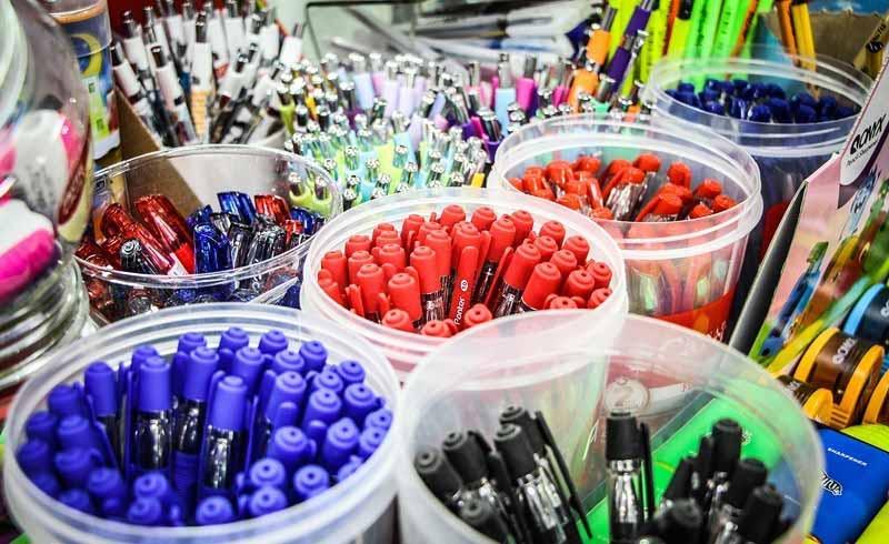 کاهش ۳۵ درصدی فروش در بازار لوازمالتحریر در آستانه آغاز سال تحصیلی