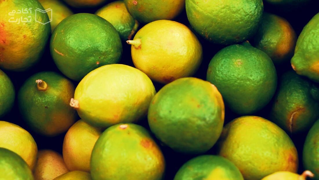 تبعیض قیمت لیمو شیرازی