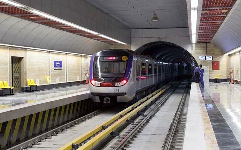 اتصال مترو به راهآهن