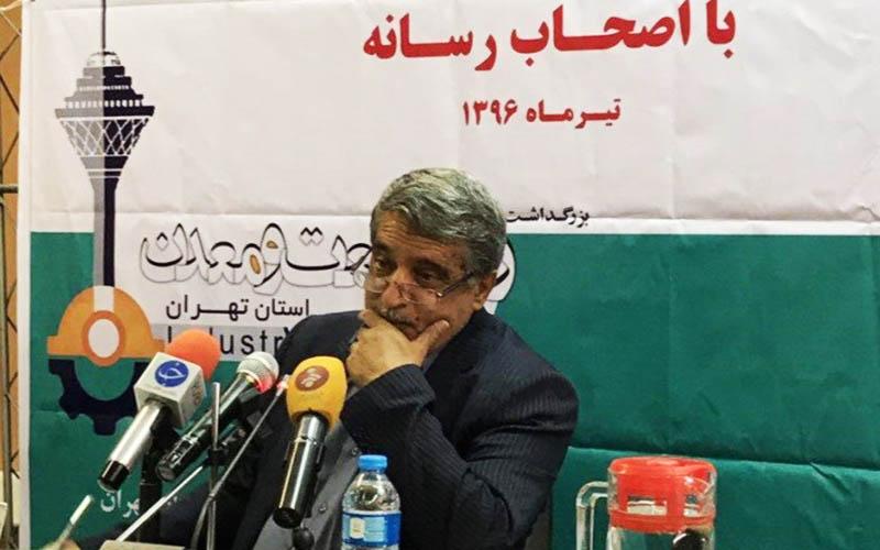 ۵۴ درصد مصوبات ستاد تسهیل تولید استان تهران اجرایی شد