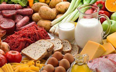 جزئیات گزارش متوسط قیمت کالاهای خوراکی