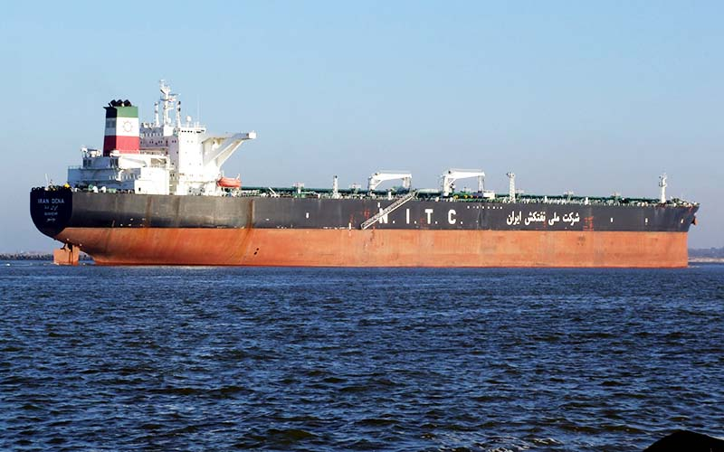 ۶۰ درصد نفت ایران به آسیا و ۴۰ درصد به اروپا صادر میشود