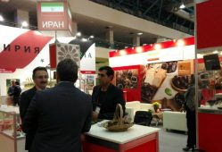 اعزام کنسرسیوم خرمای بوشهر به نمایشگاه صنایع غذایی روسیه