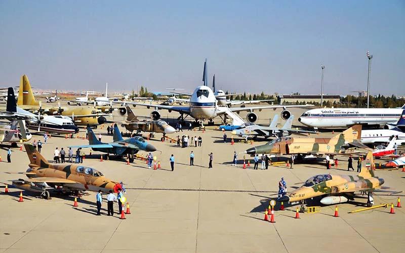 آغاز به کار نمایشگاه صنعت حملونقل هوایی و تجهیزات فرودگاهی