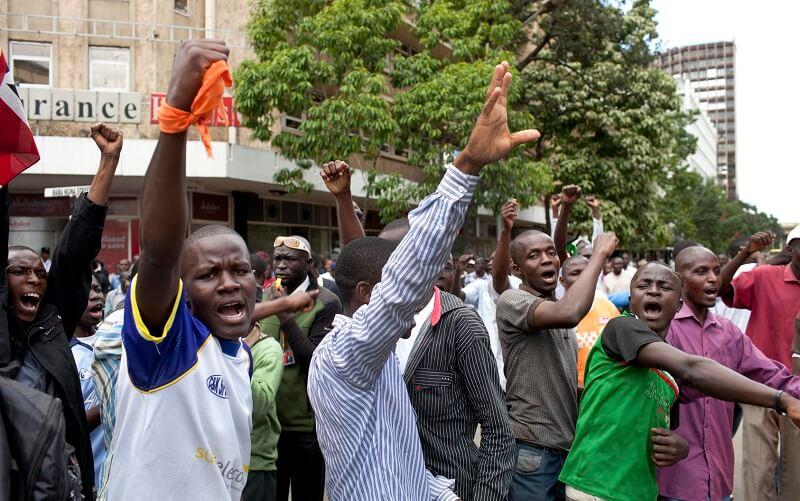نگرانیها از کاهش رشد اقتصادی در کنیا افزایش یافت