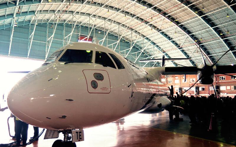 گزارش تصویری «تجارتنیوز» از تحویل دو فروند هواپیمای ATR به ایران