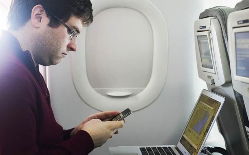 تعرفههای رومینگ و تماس و پیامک در پرواز