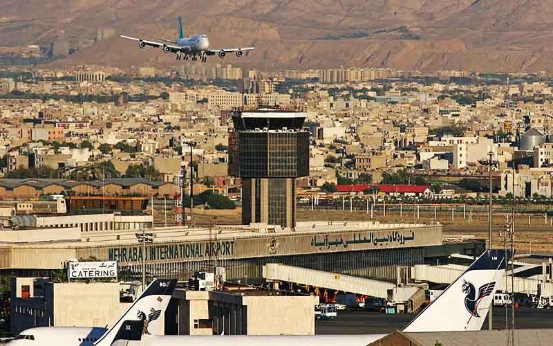 زاگرس و آسمان رکورددار تاخیر پروازی فرودگاه مهرآباد