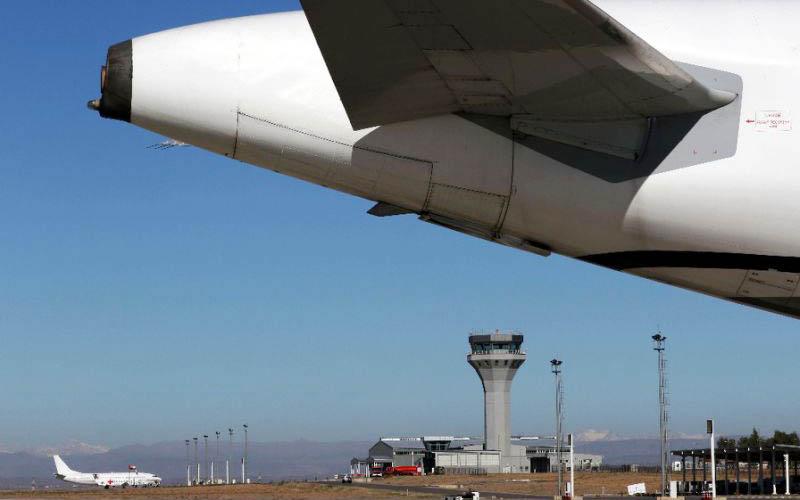 پرواز ایرلاینهای ایرانی به کردستان عراق متوقف شد