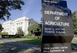 وزارت کشاورزی آمریکا