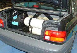 تولید پراید دوگانهسوز و چند خودروی دیگر در مرداد متوقف شد