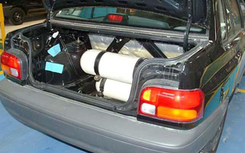 خودروهای شخصی بنزینی به دوگانهسوز تبدیل میشوند