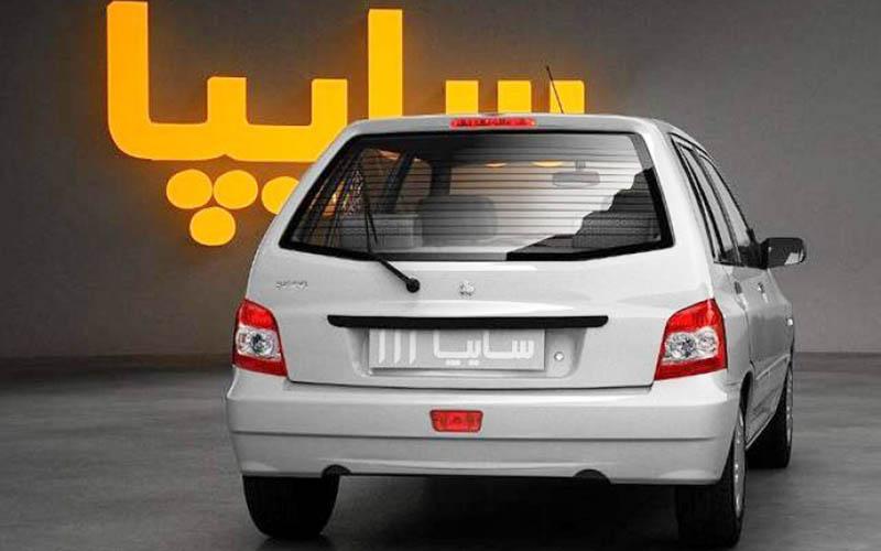 توقف یکی از خطوط تولید پراید در گروه خودروسازی سایپا