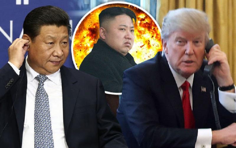 چین در کجای معادله آمریکا - کره شمالی است؟