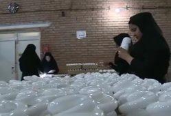 کارخانهای زنانه در قرچک - تجارتنیوز