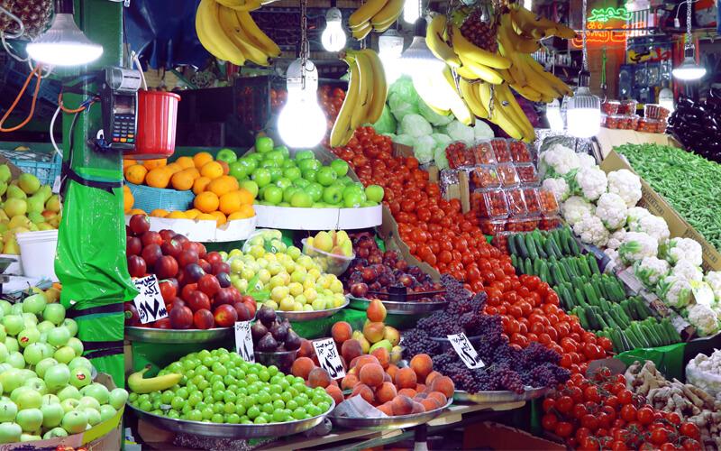 خسارت سرما و بارندگی عامل گرانی میوه نوبرانه است