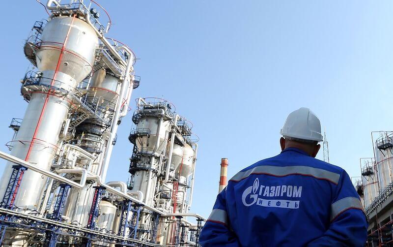 گازپروم بزرگترین شرکت انرژی جهان شد