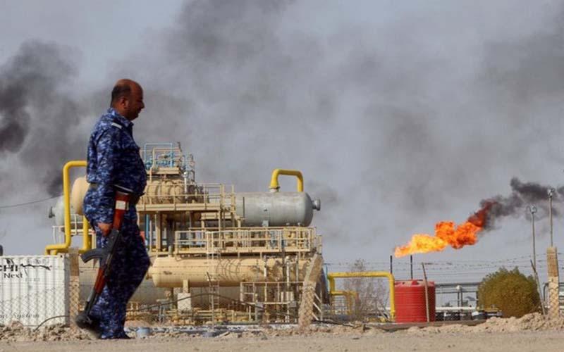 صادرات نفت عراق به کمترین رقم در ۷ ماه گذشته رسید