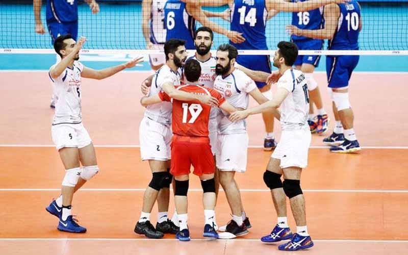 والیبال ایران، ژاپن را شکست داد