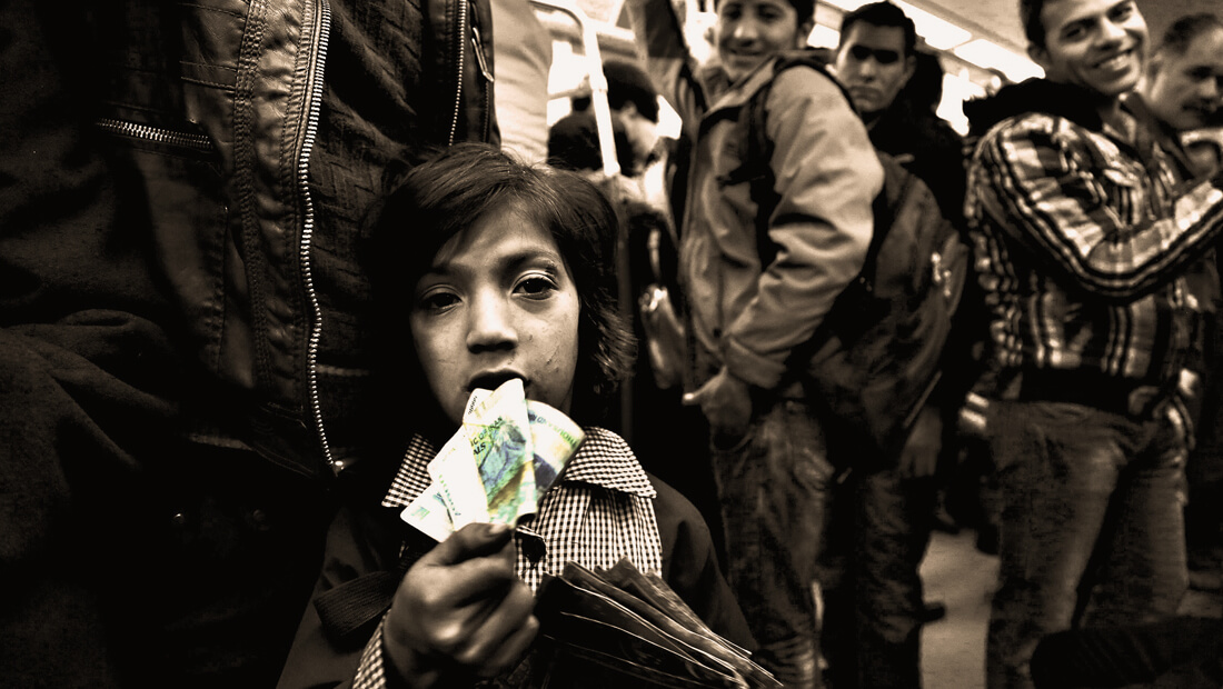 اقتصاد فقر فقیر کودک