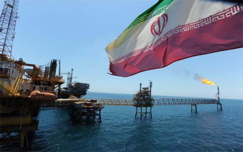 محدود شدن صادرات نفت ایران