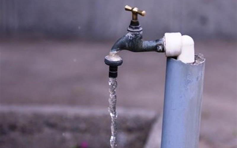 ۲۵ درصد آب شرب در کشور هدر میرود