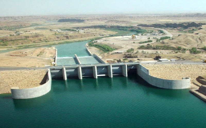 ذخیره آبی سدها 50 درصد کاهش داشته است