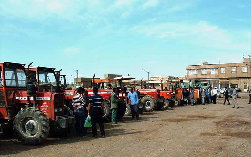 بخشودگی جرایم بیمه ماشینآلات کشاورزی و راهسازی