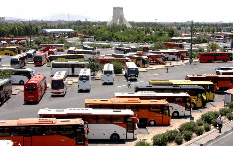 بلیت اتوبوس و کرایه سواری بینشهری سال ۹۸ چقدر گران میشود؟
