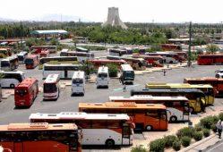درخواست دو برابر شدن قیمت بلیت اتوبوس در اربعین