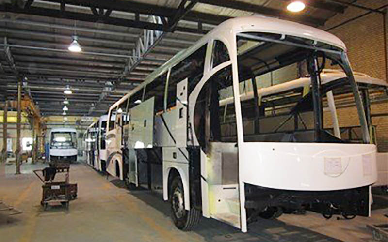 اتوبوس درسا مشکلی برای تولید و شمارهگذاری ندارد