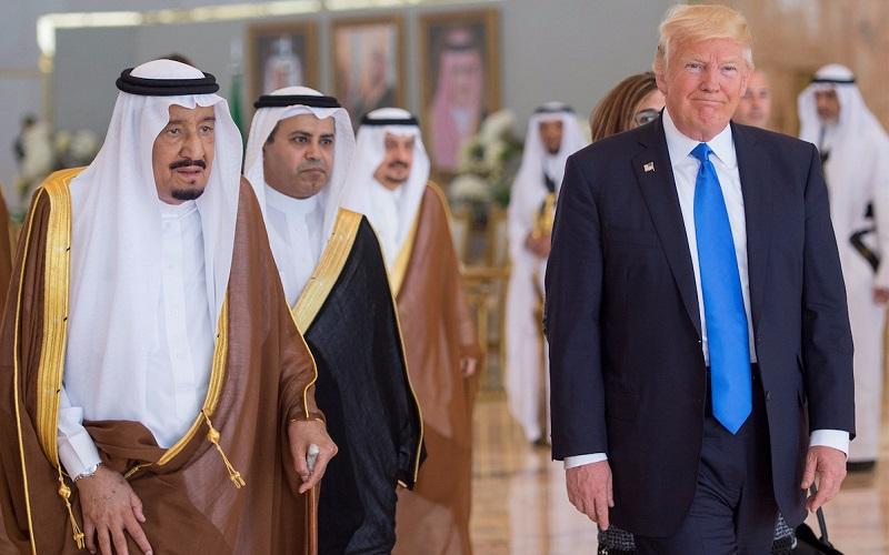 احتمال کمک گرفتن ترامپ از عربستان برای تحریم ایران