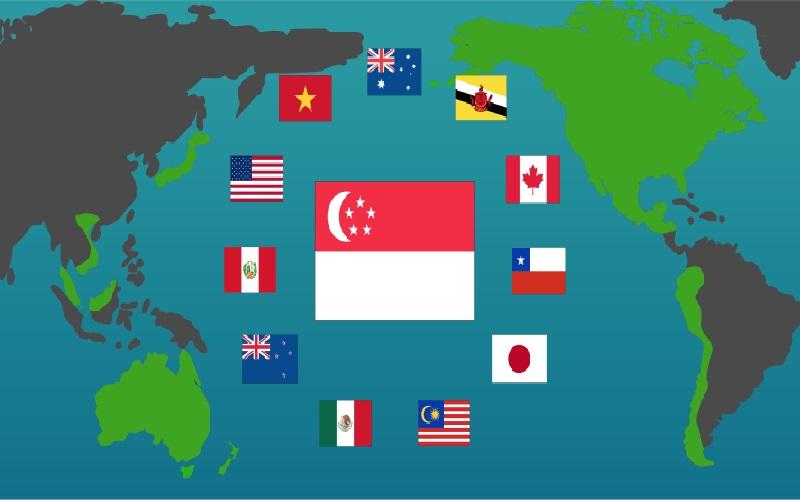 اصرار ژاپن به ادامه مذاکرات توافق تجارت ترنس-پسفیک در غیاب آمریکا
