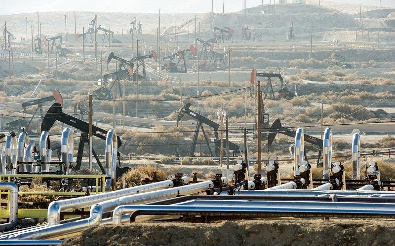 افزایش تولید شیل در آمریکا