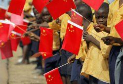 افزایش گسترش نفوذ چین از طریق کمکهای خارجی