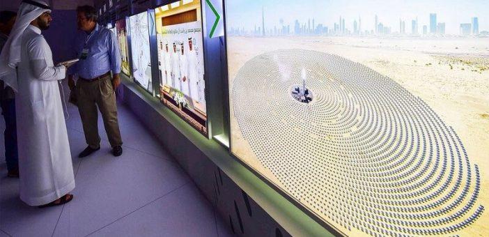 انرژیهای تجدیدپذیر در خاورمیانه