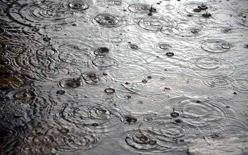 کاهش شش درصدی بارش در کشور