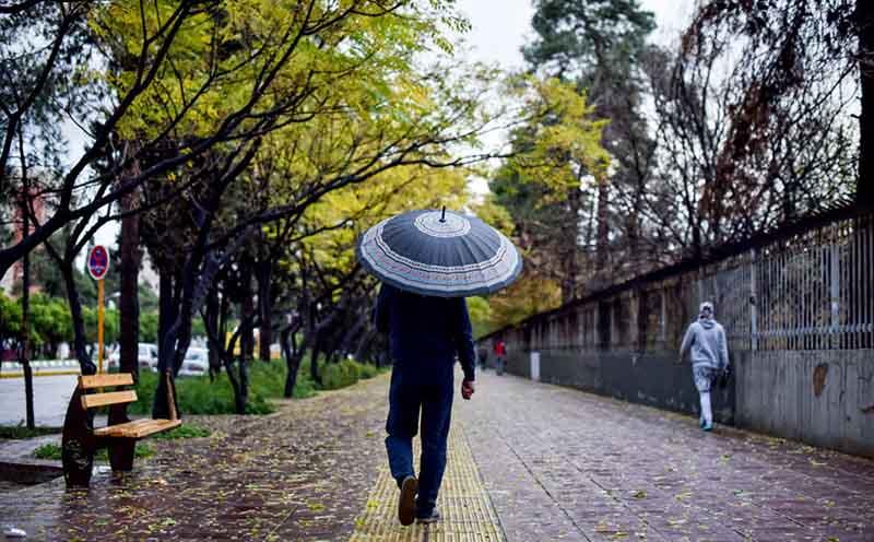 حجم بارشهای کشور به ۸.۶ میلیمتر رسید