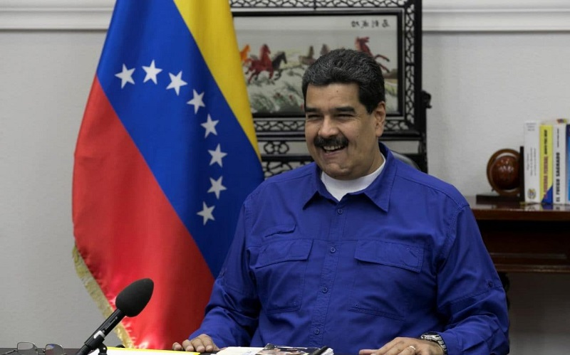 شمارش معکوس برای ونزوئلا