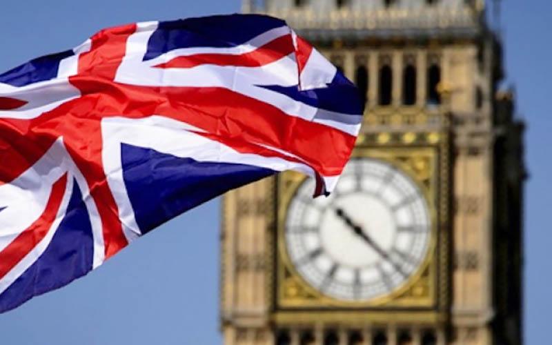 کسری تجاری بریتانیا رکورد زد