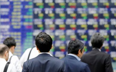 سهام آسیایی افتهای والاستریت را کنار زد