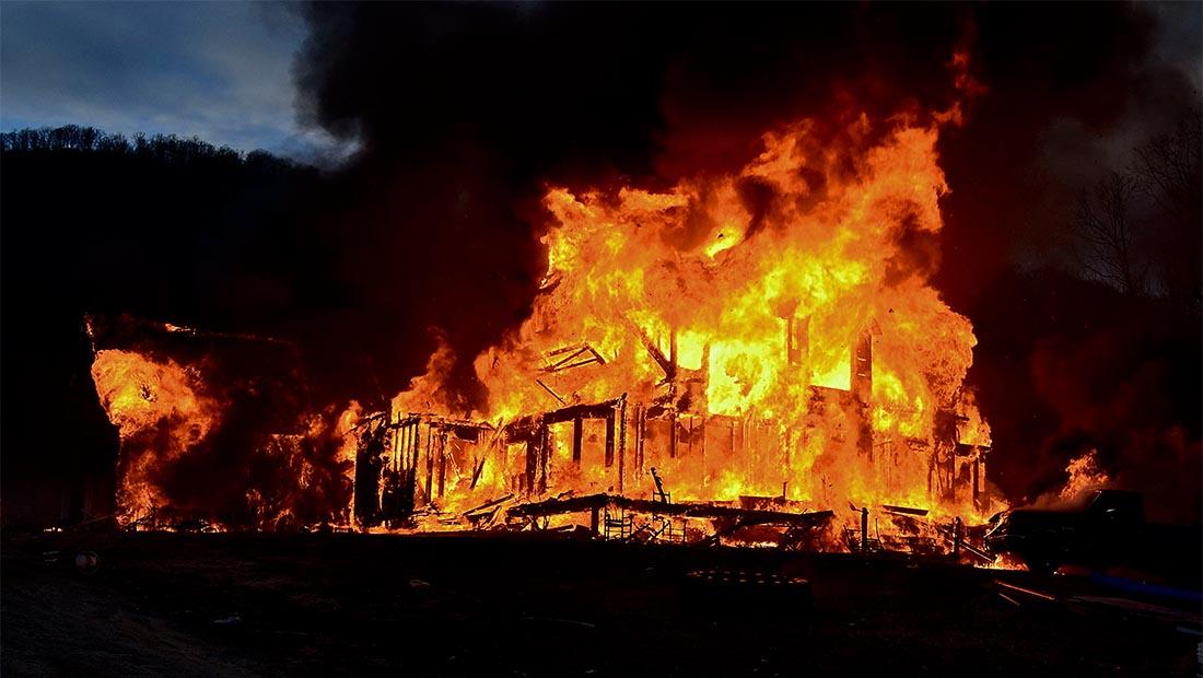 پرداخت خسارتهای آتشسوزی در بیمهها کاهش یافت