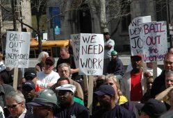 بیکاری آمریکا به بالاترین رقم ۷ سال اخیر رسید