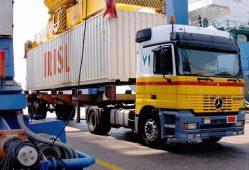 آمار مثبت صادرات در مرزهای زمینی
