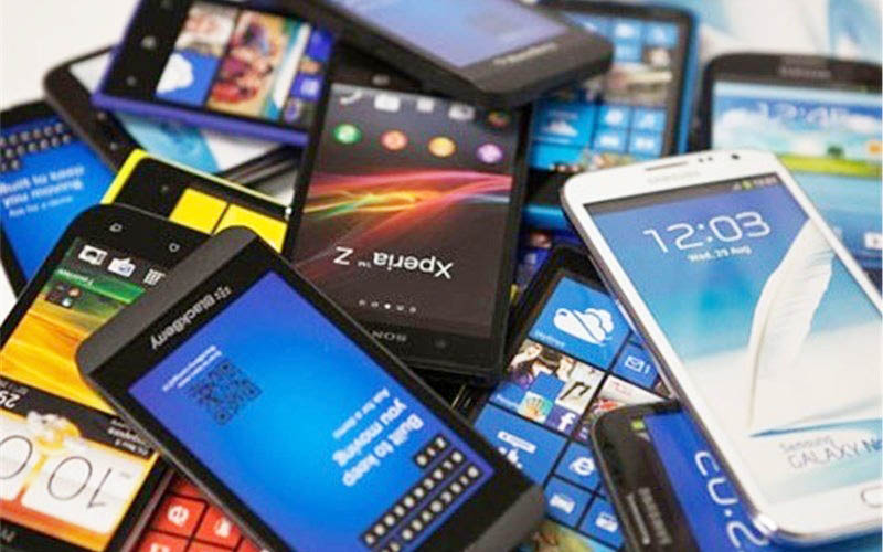 قاچاق بودن یا نبودن گوشی تلفن همراه