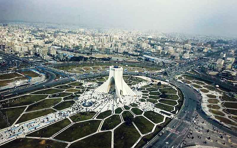 تهران گران اداره میشود