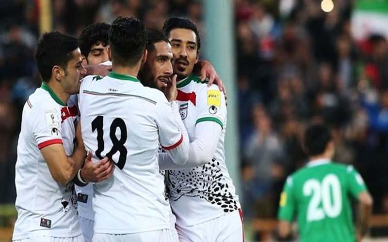 تساوی ایران و روسیه در دیدار تدارکاتی جام جهانی