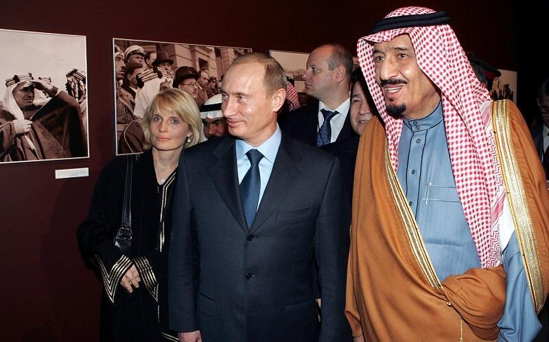 جزئیات قراردادهای اقتصادی روسیه و عربستان در دیدار سلمان و پوتین