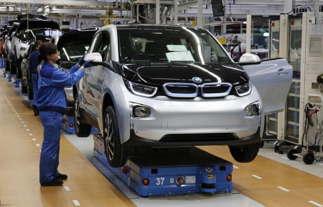 خودروی الکتریکی در آلمان