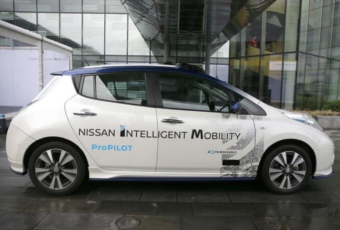 خودروی الکتریکی در بریتانیا
